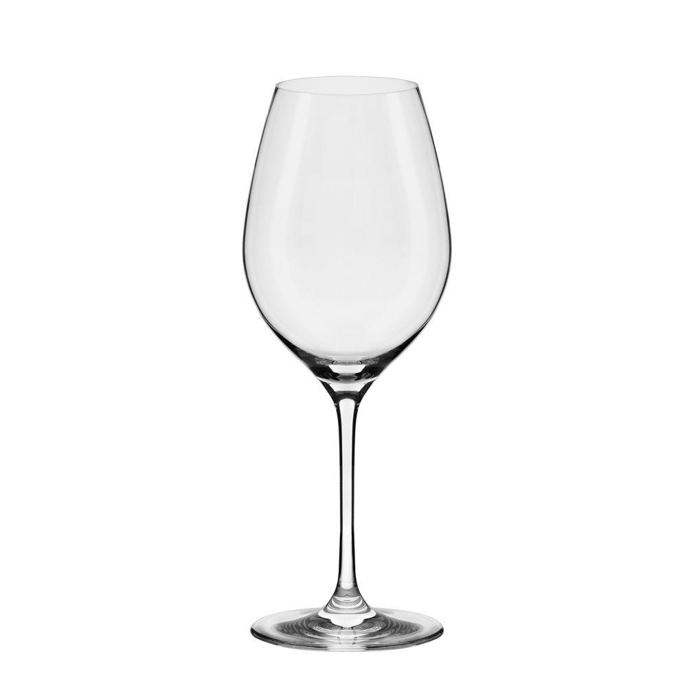 Taça Cristal Linha Forever Alumina Crystal Bordeaux 6pçs 660ml Oxford