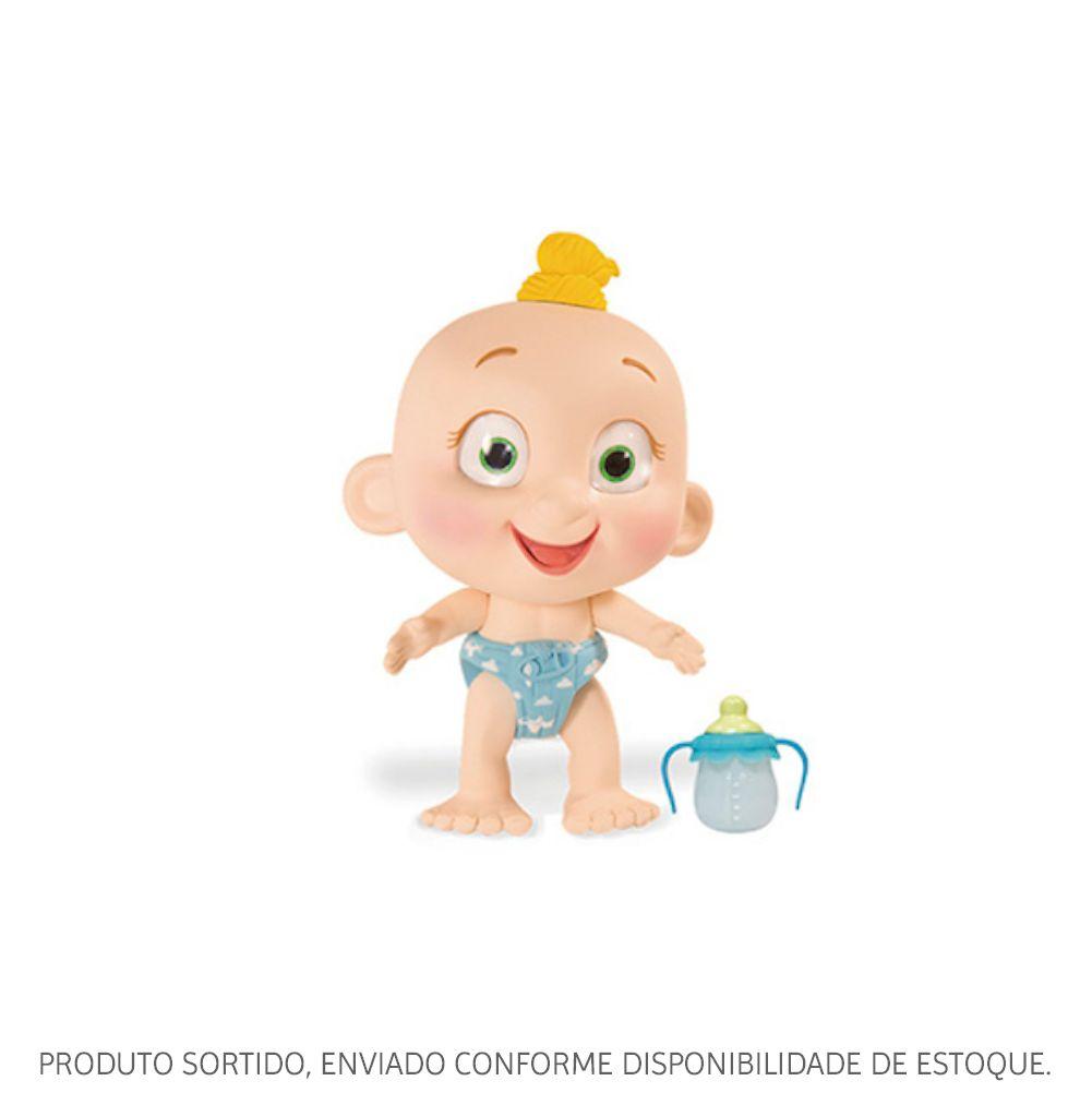Tiny Tots Boneco Interativo Sortido 8801 Candide