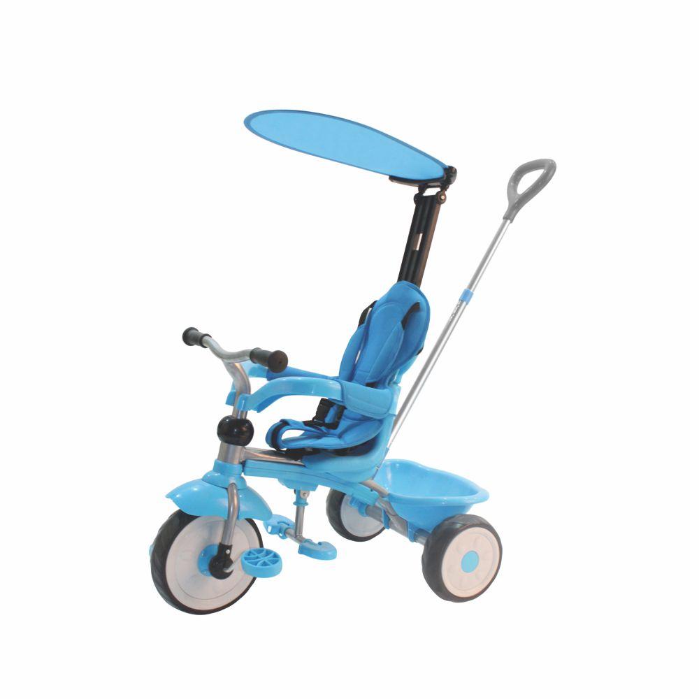 Triciclo Comfort Ride 3x1 Azul 0783.4 Xalingo