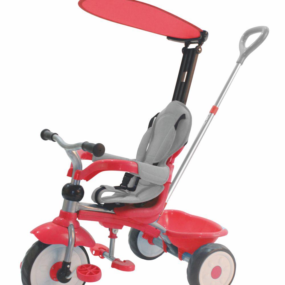 Triciclo Comfort Ride 3x1 Vermelho 0783.2 Xalingo