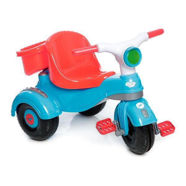 Triciclo Velocita Classic Vermelho 993 Calesita