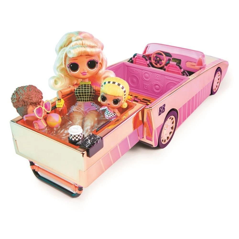 Veiculo Lol Surprise Car Pool Coupe 8942 Candide