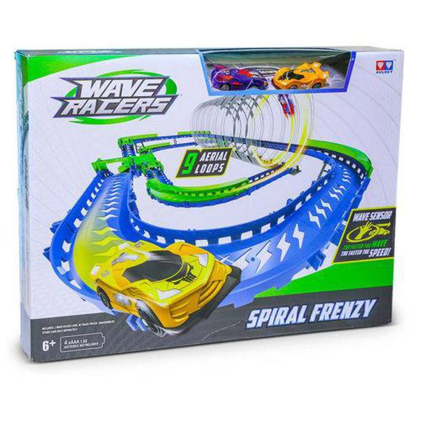 Wave Racers Spiral Frenzy 4712 DTC