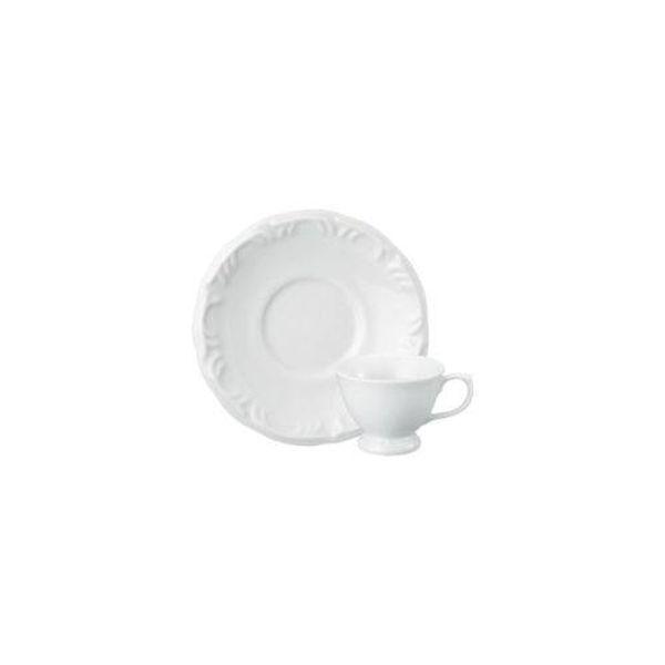 Xícara Café Com Pé Pires Linha Pomerode Branco Schmidt