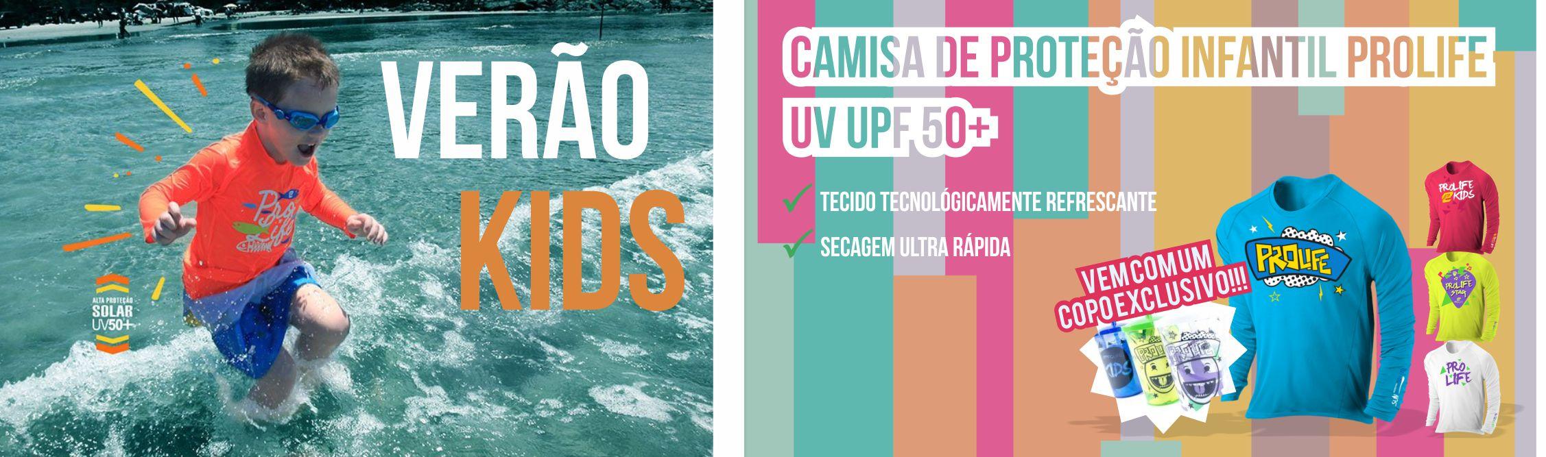 016356760b863 VERÃO KIDS · COLETE INFANTIL CRAZY SHARK PROLIFE · PRANCHAS SURF
