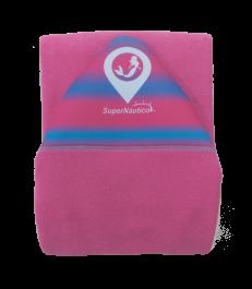 Capa de Malha Atoalhada Pink para Prancha de Surf 5'11 / 6'1