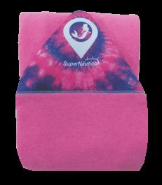 Capa de Malha Atoalhada Tie Dye para Prancha de Surf 6'2 / 6'4