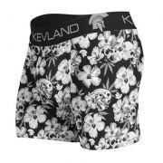 Cueca Boxer Kevland Floral