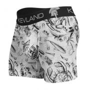 Cueca Boxer Kevland Tattoo Old School