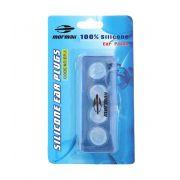 Protetor De Ouvido Ear Plugs Transparente Mormaii