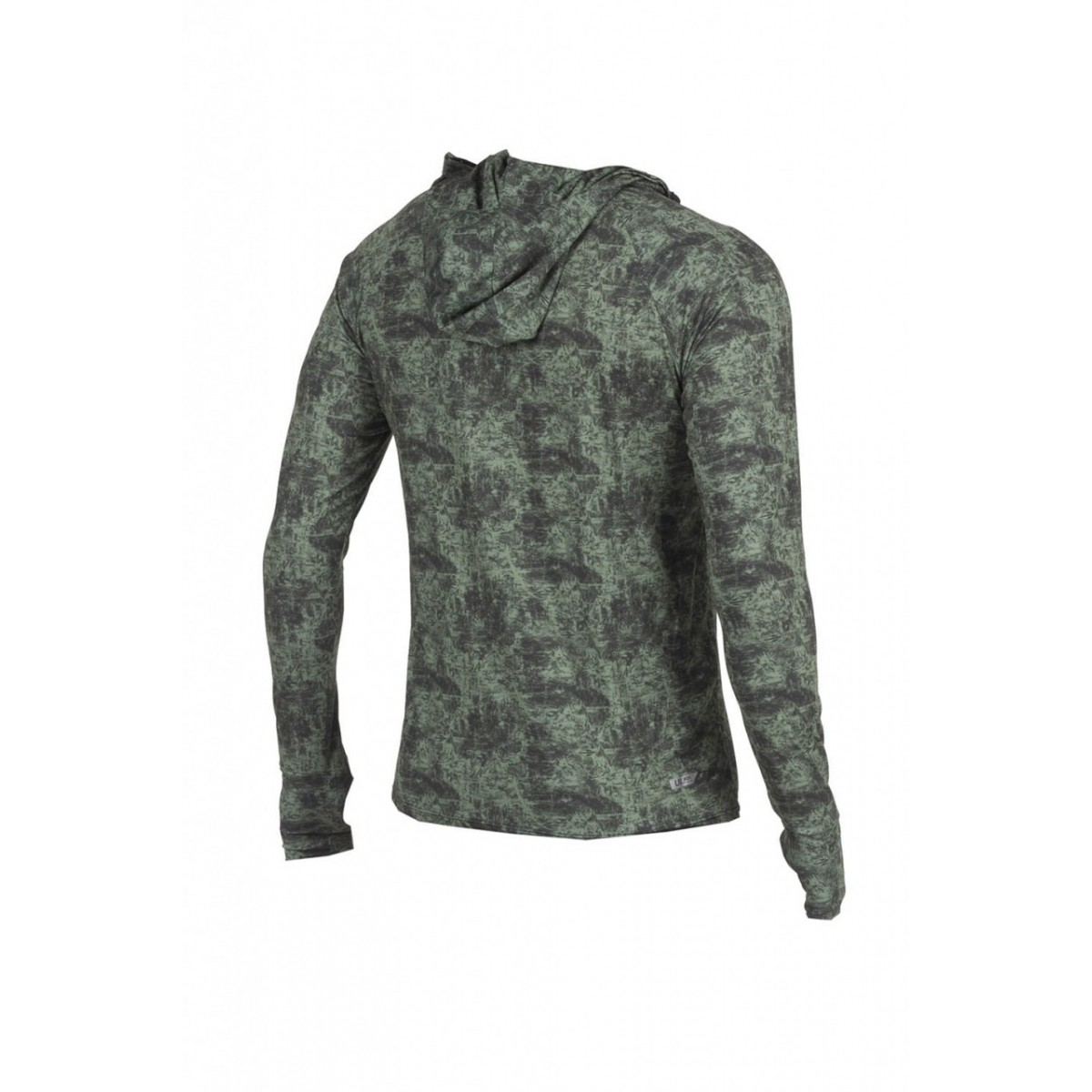 Camisa Mormaii Manga Longa Repelente Contra Insetos e Proteção UV