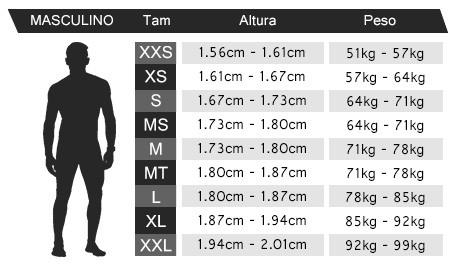 Camisa Neoprene Flex Mormaii Snap 1.5mm