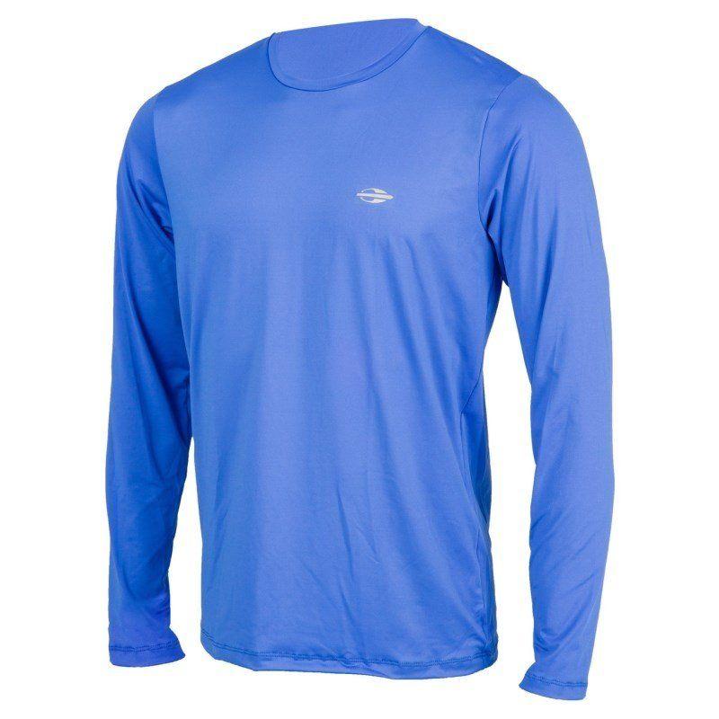 Camiseta Dry Manga Longa Masculina Mormaii UV 50 Action 556dc0d4719f7