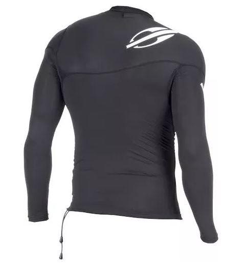 Camisa Mormaii Flexxxa Neo Manga Longa Lycra Proteção Solar UV UPF 50+