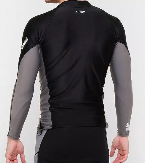 56fc4c4aade58 ... Camisa Mormaii Extra Line Manga Longa Lycra proteção solar UV UPF 50+  ...