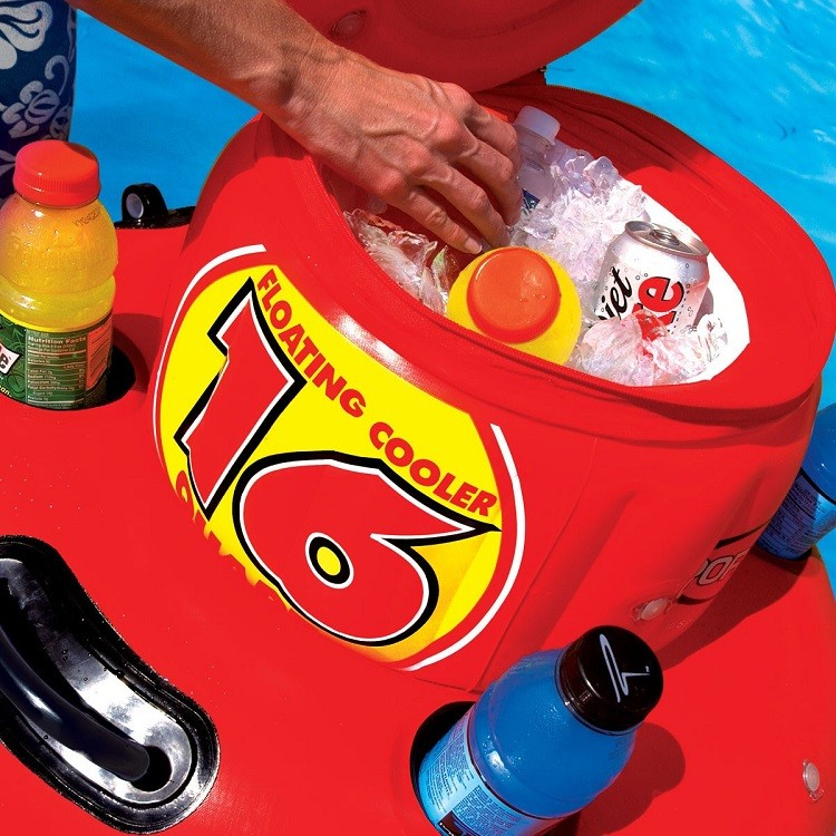 Cooler Bar Flutuante AirHead para 12 latas