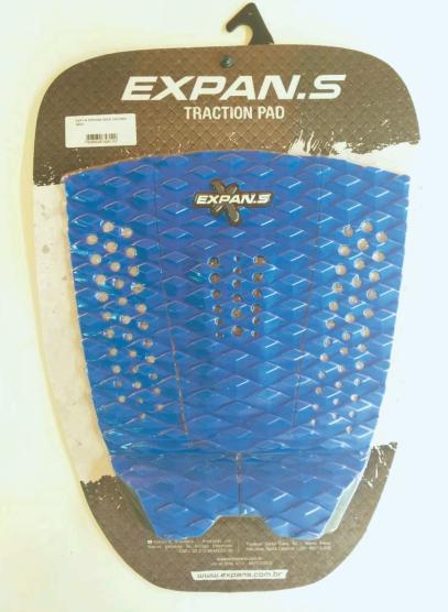 Deck Para Prancha de Surf Expans Colors Azul