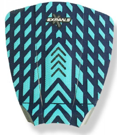 Deck Para Prancha de Surf Expans Flash Azul