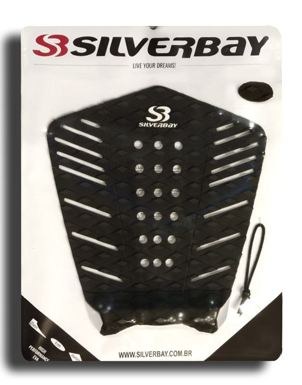 Deck Positive Traction Silverbay