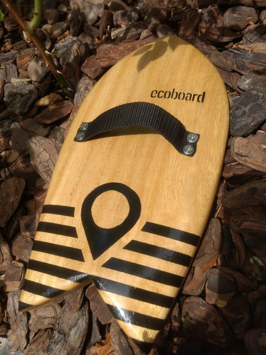 HandPlane Madeira BodySurf EcoBoard