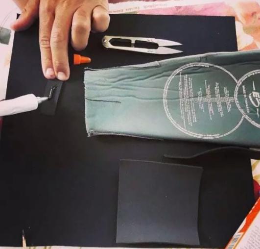 Kit De Reparo Para Neoprene Wet Repair