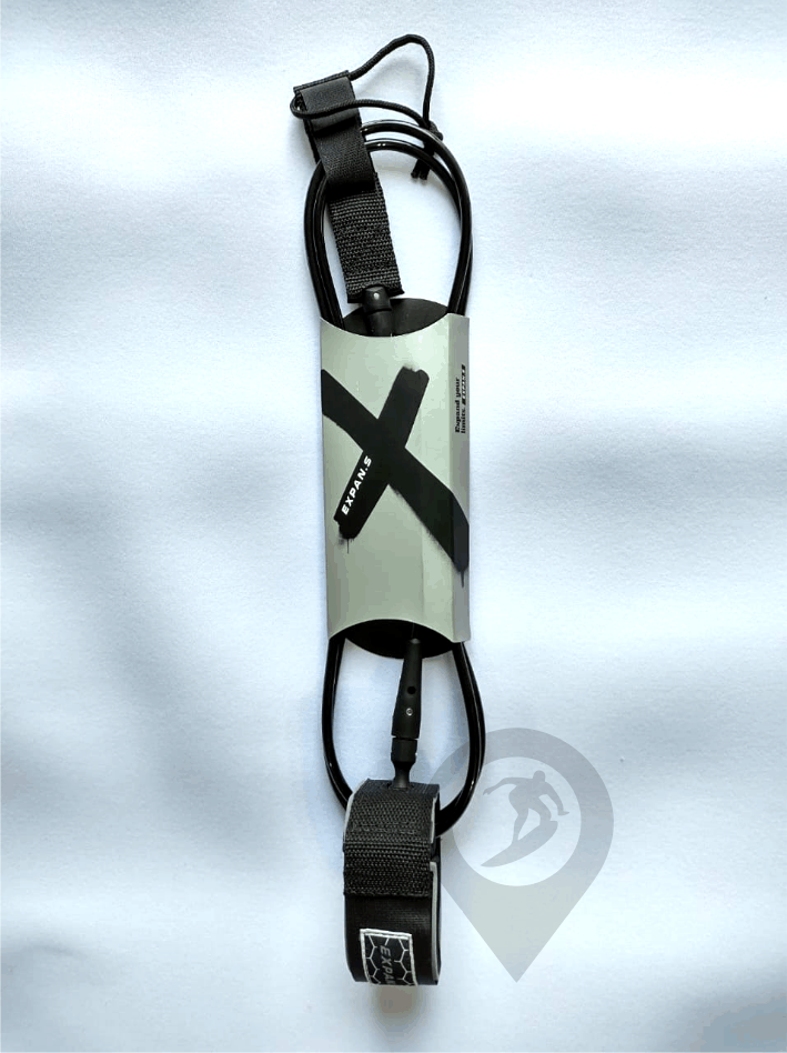 Leash Fusão Combate 6' Reg 6mm Expans