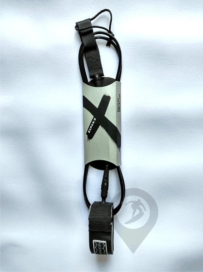 Leash Fusão Combate 6' Reg 6mm Expans
