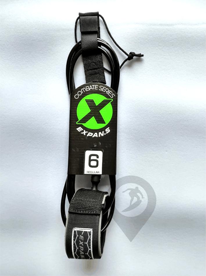 Leash Fusão Combate 6' Regular 6mm Expans