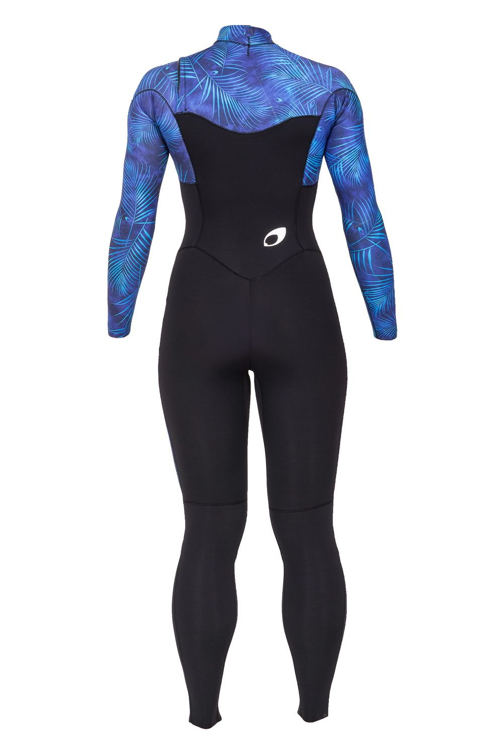 Long John Neoprene Feminino Mormaii Diva Pro 4  3.2mm Vedado - Chest Zip