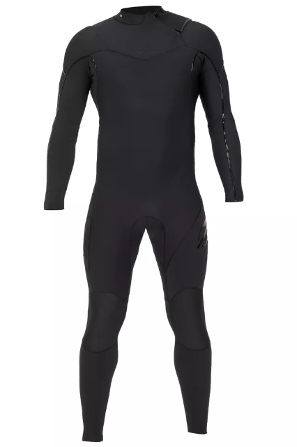 Long John Neoprene Masculino Mormaii Flexxxa Pro 3.2mm Vedado - Nano Zip