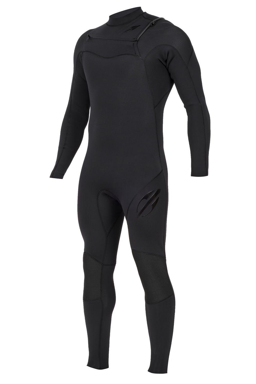 Long John Neoprene Masculino Mormaii Ultra Skin 2.2mm Vedado - Chest Zip