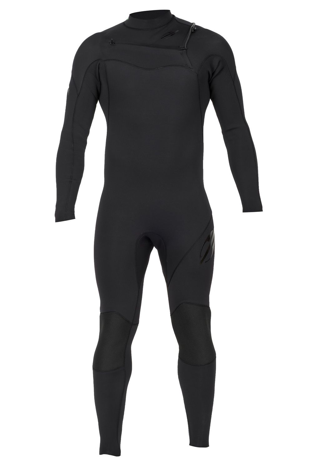 Long John Neoprene Masculino Mormaii Ultra Skin 3.2mm Vedado - Chest Zip XL