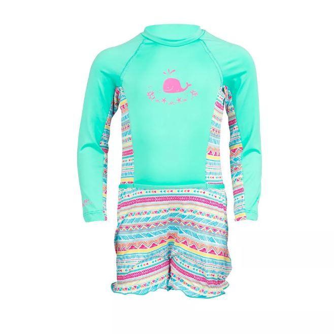 Macaquinho Mormaii Infantil com proteção UV 50+