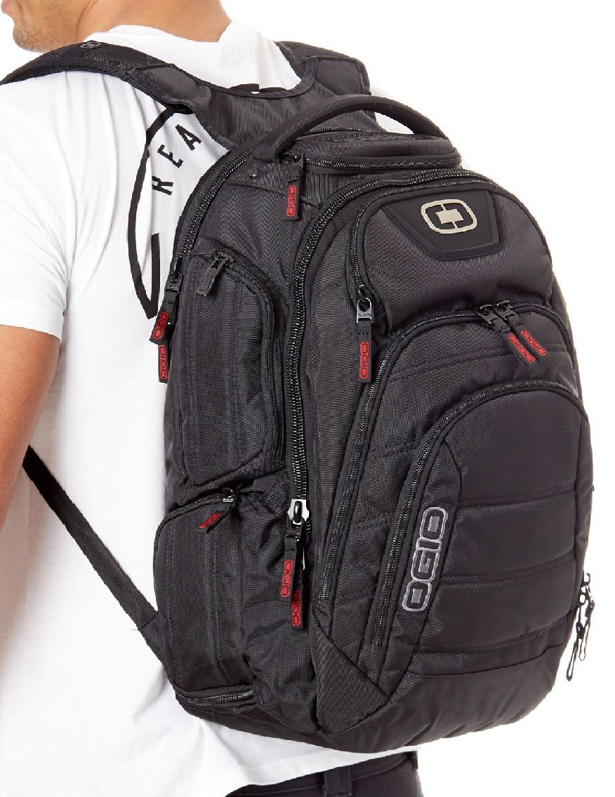 Mochila Ogio Renegade RSS Pack Black