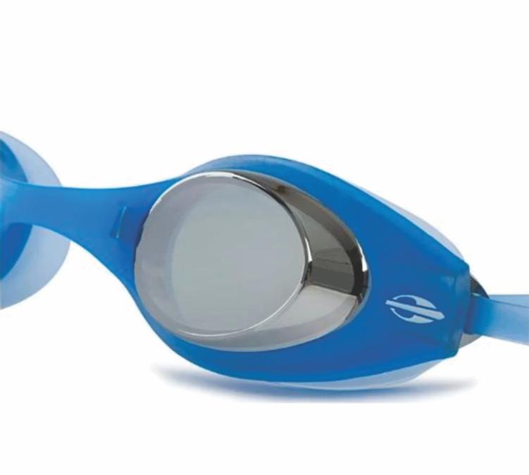 Óculos de Natação Mormaii Snap - Adulto Azul