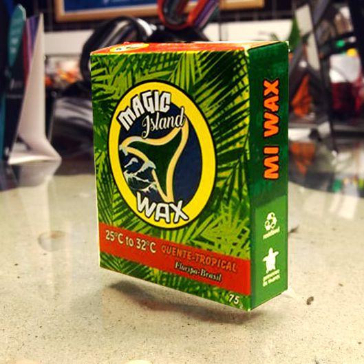 Parafina Magic Island Wax
