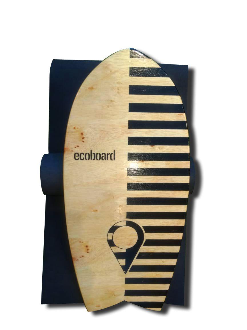 Prancha De Equilíbrio SuperNáutico By Ecoboard