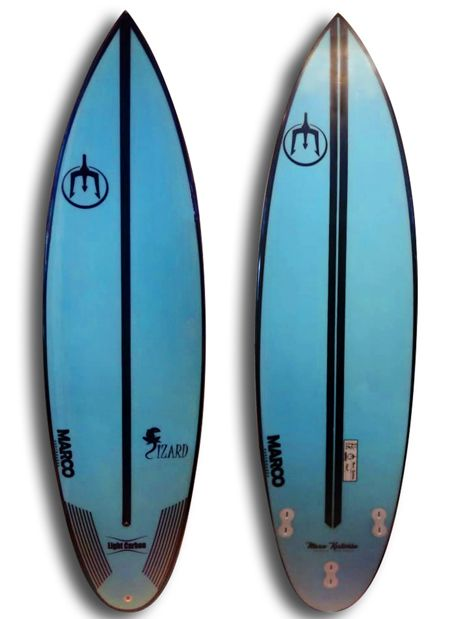"Prancha de Surf Izard Light Carbon 5'11"""