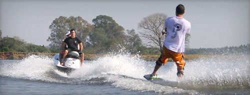 Prancha WakeSkate World