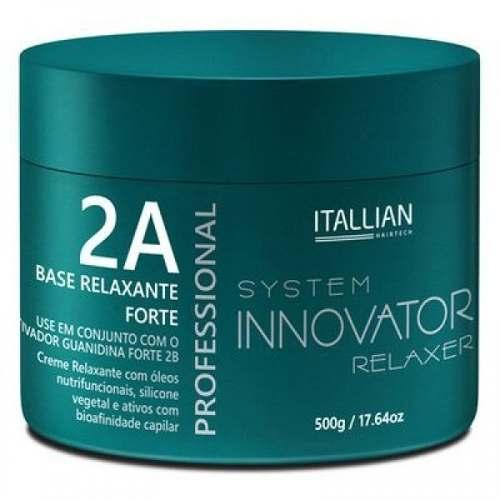Base Relaxante Guanidina Forte 2a Inovator 500g Profissional