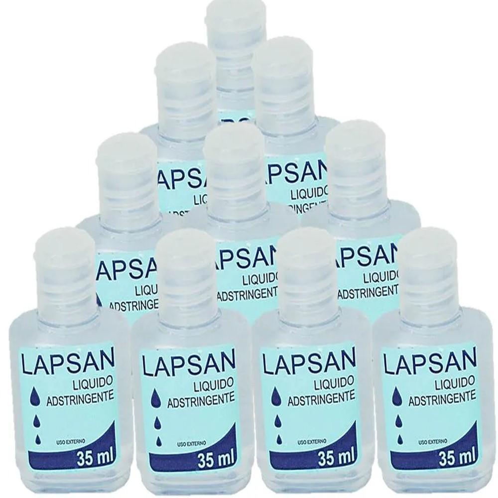 10 Lapsan Liquido  Adstringente 35 ml.