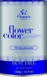 Pó Descolorante Dust Free Floractive 450gr