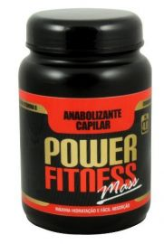 Anabolizante Capilar Hidratante  - Power Fitness Mass Floractive 350g