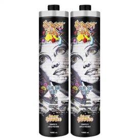 Kit Street Hair Completa  Com Shampoo E Ativo