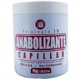 Botox Matizante Trilogia 3D Anabolizante Capilar – Quality Hair 1kg
