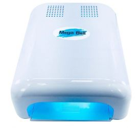 Cabine Uv Para Unha Em Gel Megabell 36 watts - 4 lâmpadas