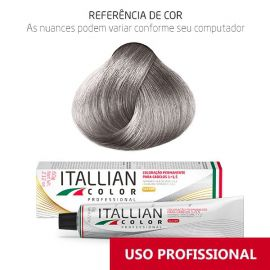 Coloração Profissional Itallian Color  989 Perola 60 g