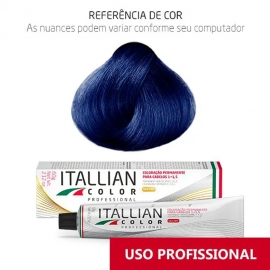 Coloração Profissional Color Corretor Azul Cb Itallian Color 60g