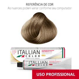 Coloração Profissional Louro Clarissimo 9.0 Itallian Color 60g