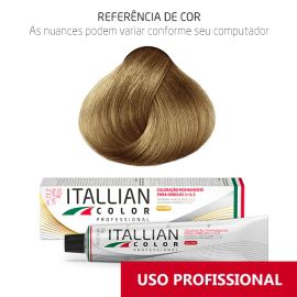 Coloraçao Profissional Louro Clarissimo Dourado 9.3 (29) Itallian Color 60g